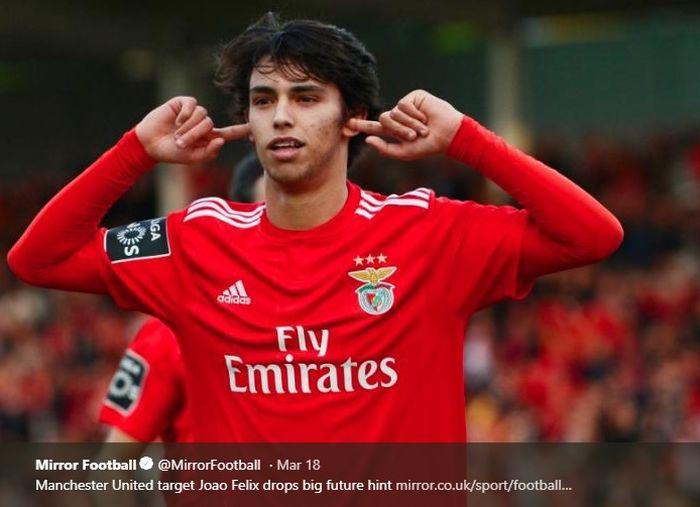 Wonderkid  Benfica, Joao Felix
