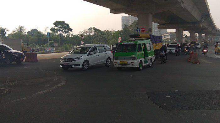 Simpang lottemart atau simpang Yasmin Kota Bogor