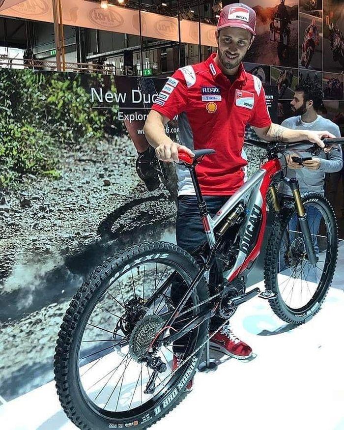 Ducati MIG-RR adalah Enduro e-mtb kerjasama dengan Thok E-bikes