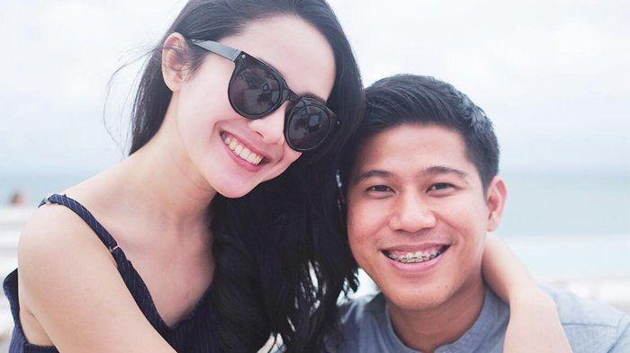 Merdi dan mantan kekasihnya, Nino RAN