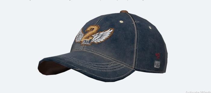 Topi gratis untuk para pemain PUBG di ulang tahun kedua.