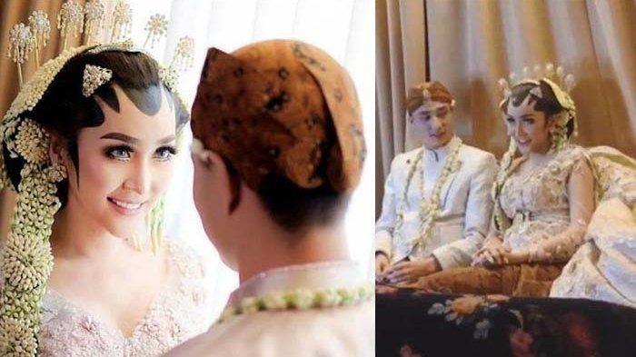 Baru Seminggu Menikah, Lucinta Luna Beri Kode Dirinya Hamil Saat Makan Bersama Suami