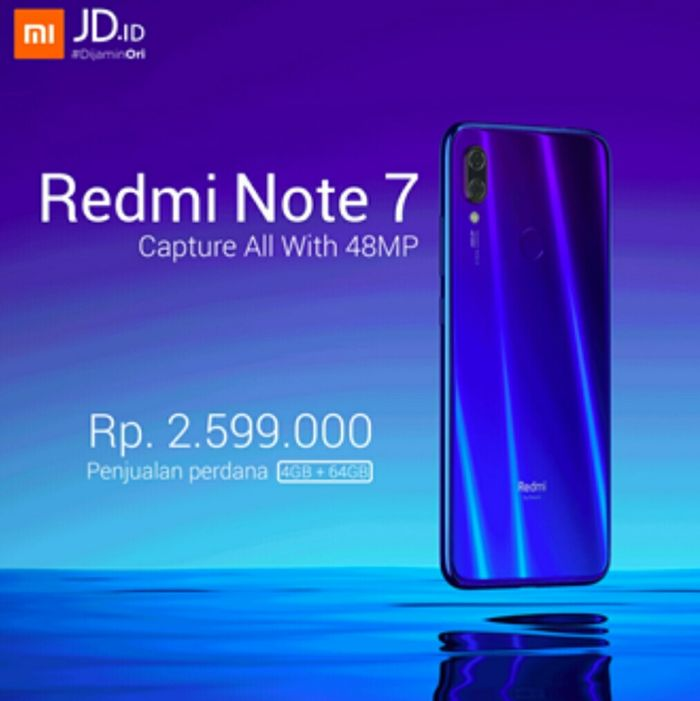 Redmi Note 7 JD.ID
