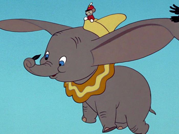 Karakter Dumbo pertama kali muncul