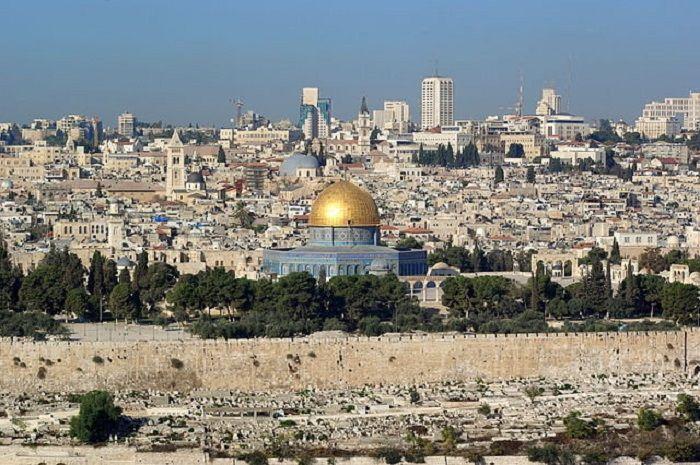 Baitul Magdis di Yerusalem (www.jurist.org)