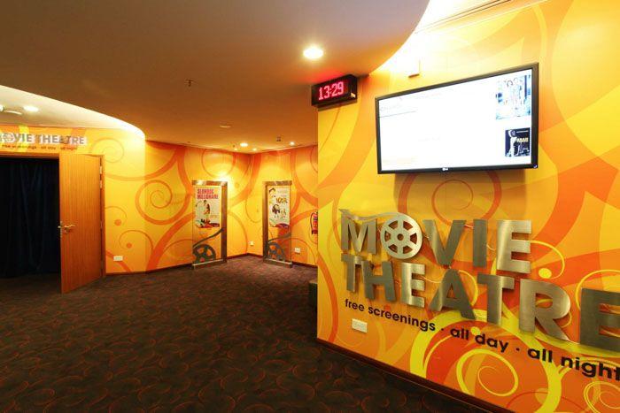 Bioskop yang ada di <a href='https://bangka.tribunnews.com/tag/bandara' title='Bandara'>Bandara</a> Changi