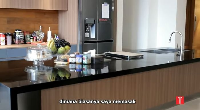 Apartemen Mewah Indra Priawan