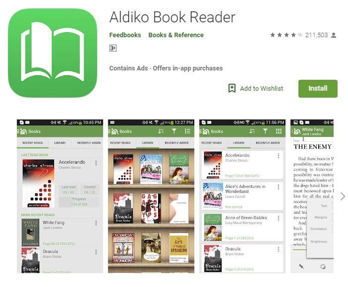 Buat Pecinta Buku Ini Dia 5 Aplikasi E Book Yang Bisa Kamu Pakai Semua Halaman Nextren Grid Id