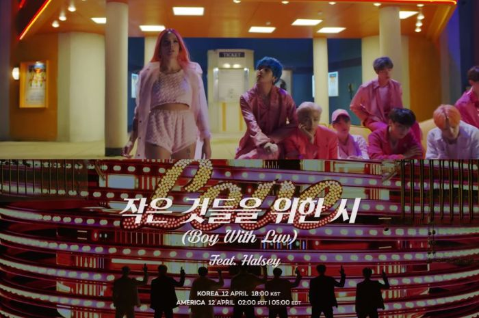 Kembali Rilis Album Terbaru, Fans BTS Dikejutkan dengan Kolaborasi Idola Mereka dengan Penyanyi Amerika Helsey