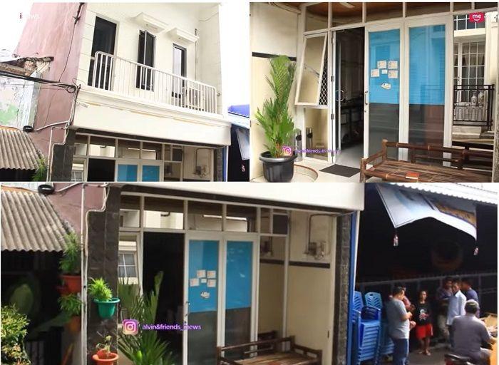 Rumah Masa Lalu Ahmad Sahroni