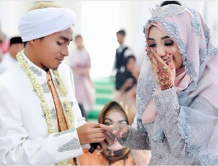 Salmafina kala menikah dengan taqy Malik