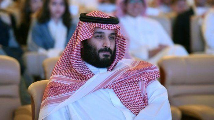 Pangeran Arab Mohammed bin Salman