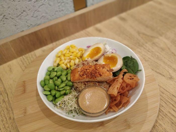 Menu Kokoro di SaladStop!