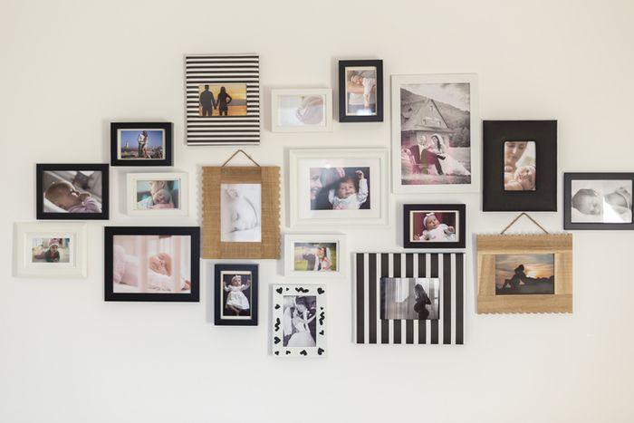 Mengganti frame foto