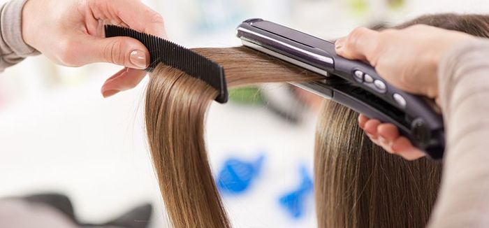 Mencatok rambut