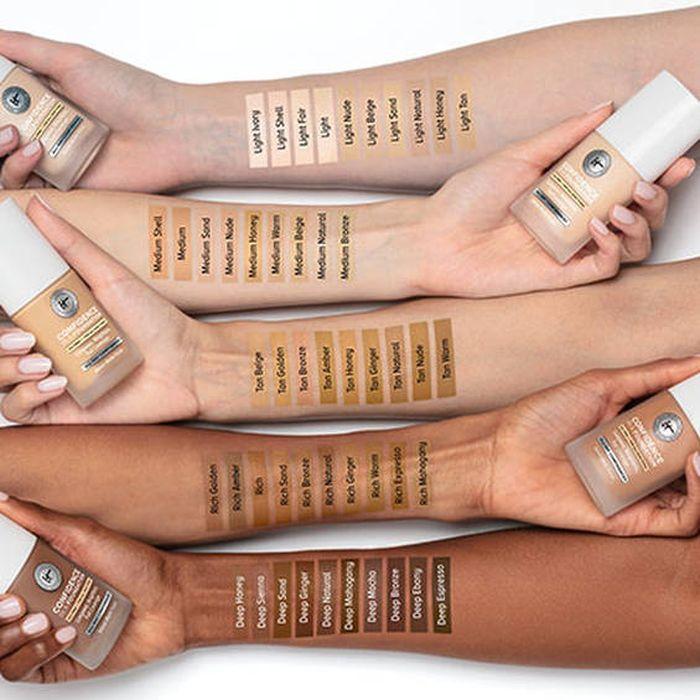 Tips Cantik Lebaran 2019 : Tips Makeup untuk Kulit Sawo Matang - Pemilihan warna foundation