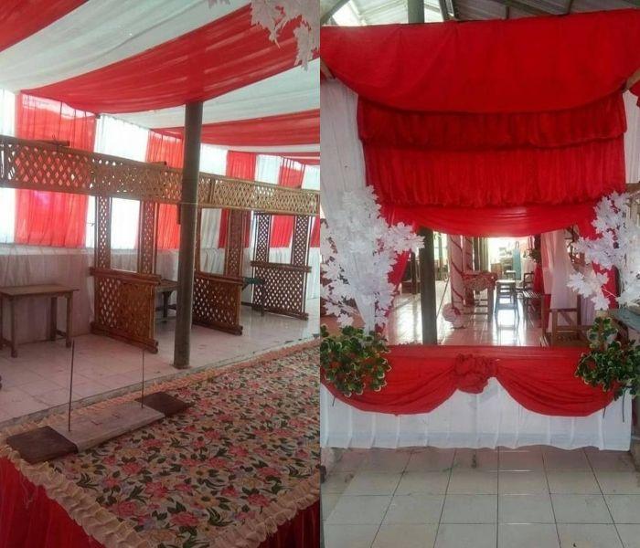 Gedung Kosong di Sulsel Disulap Jadi TPS Mewah Bak Resepsi Pernikahan
