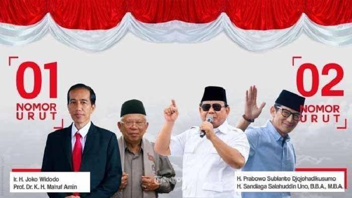 Tanggapan kedua capres dalam pemilu 2019