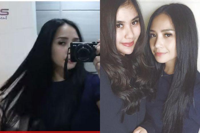 Nagita Slavina mengajak dua adik iparnya untuk melakukan Hair Extension tersebut.