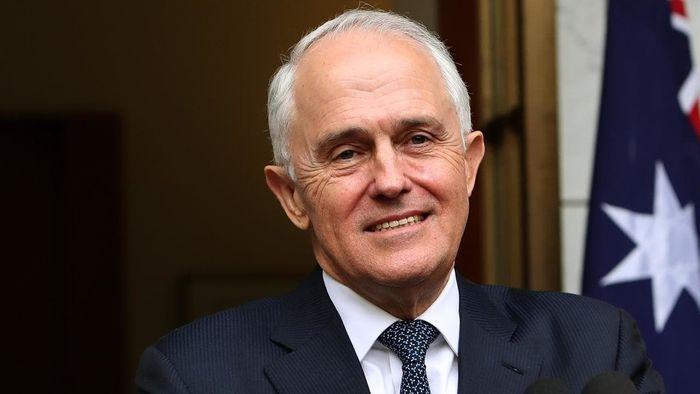 Malcom Turnbull, Perdana Menteri Australia.