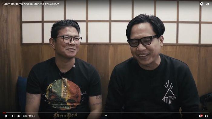 Andika Babang Tamvan eks Kangen Bang ungkap alasan dirinya doyan nikah sampai 4 kali