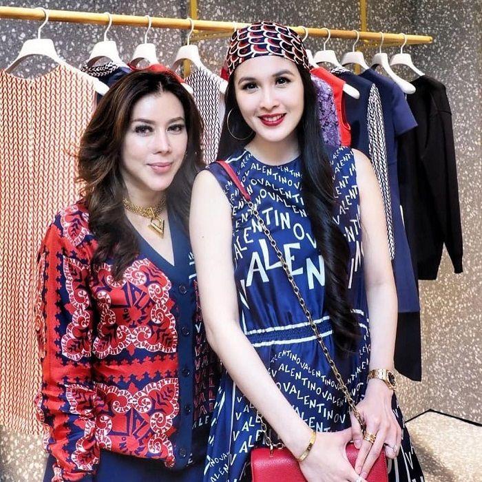 Sandra Dewi Terkesan Tutupi Kehamilan, Wulan Guritno Malah Keceplosan Beberkan Usia Kandungannya