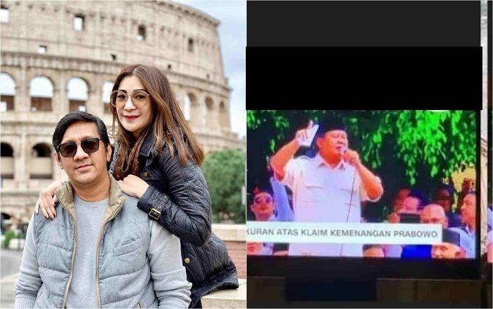 Tanggapan BPN Prabowo-Sandi atas postingan Erin Taulany yang dianggap menghina Prabowo.
