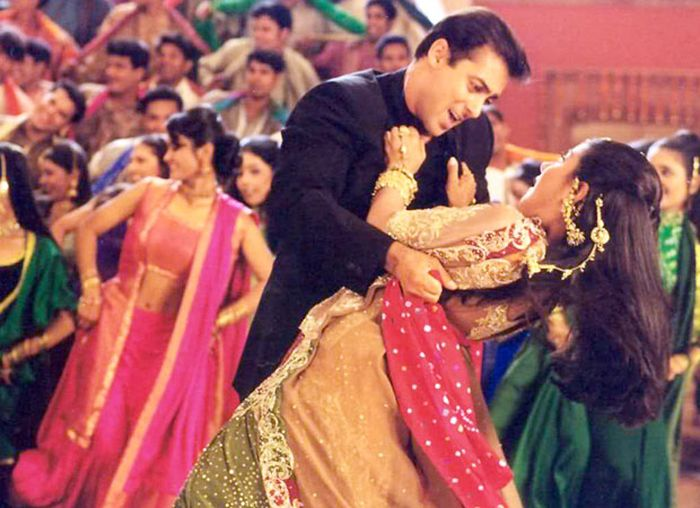 Salman Khan dalam film Kuch Kuch Hota Hai