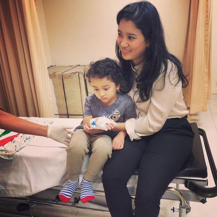 Barang Elektronik Adalah Salah Satu Pemicu Terbesar Tumor Otak, Begini Penjelasan Penyakit yang Diidap Anak Marcella Zaliantya