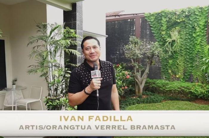Rumah Ivan Fadilla di Bogor
