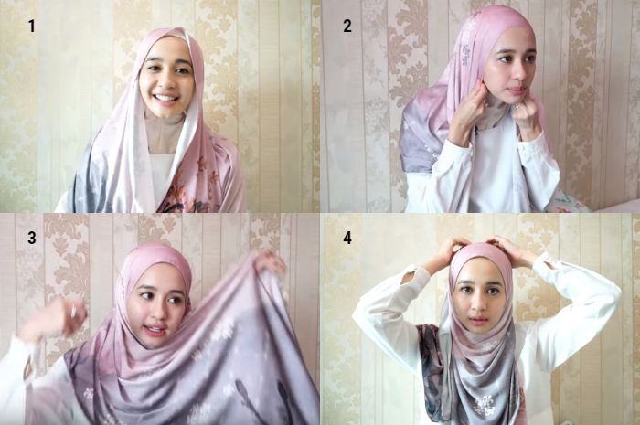 Tutorial Hijab Malaysia Leiner Fashion