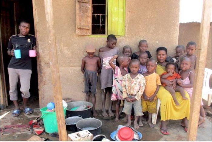 Mariam Nabatanzi, wanita asal Uganda miliki total 44 anak