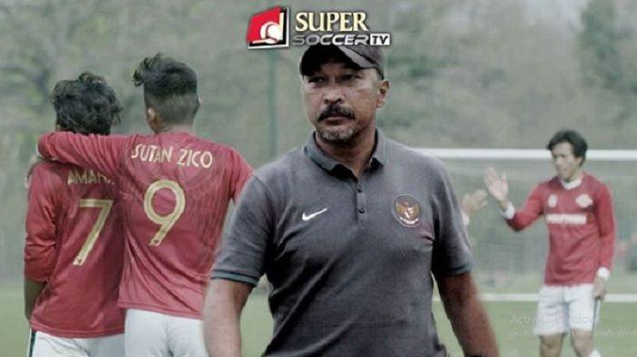 Pelatih timnas U-19 Indonesia, Fakhri Husaini akan menjadi juru taktik Garuda Select Vs Leicester U-17.