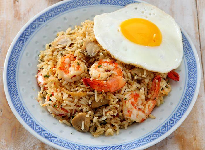 Nasi dan <a href='https://sumsel.tribunnews.com/tag/telur' title='Telur'>Telur</a>
