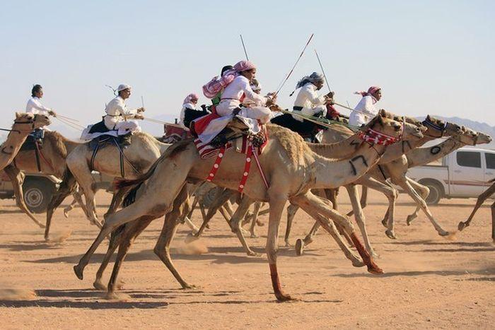 Tradisi lebaran di Arab Saudi