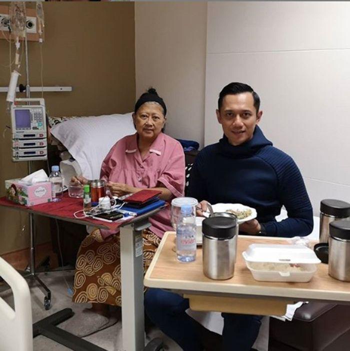 Buka Puasa di Rumah Sakit, Tempat Makan AHY Justru Bisa Sebabkan Kanker Seperti Ani Yudhoyono!