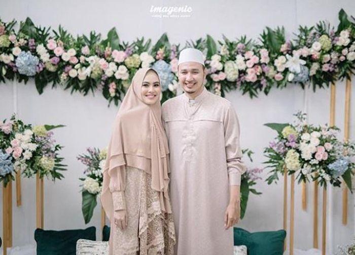 Ramadan Menawan dengan Baju Syari ala Kartika Putri | Instagram @kartikaputriworld