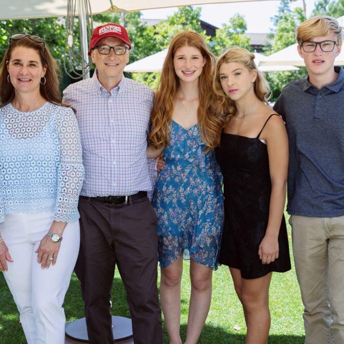Keluarga Bill Gates