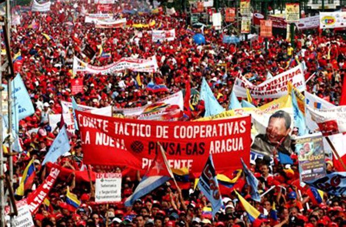 Upaya Kudeta di Venezuela