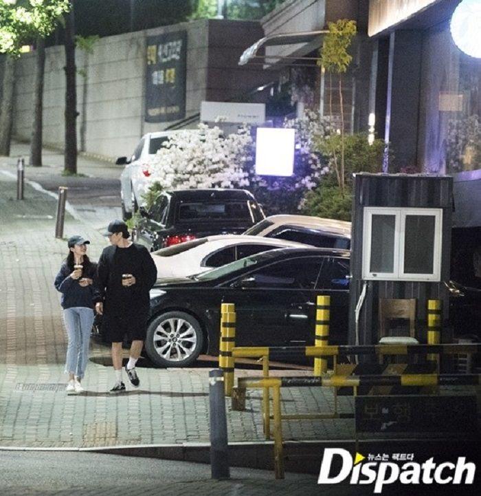 Jo Eun Jung, pacar So Ji Sub