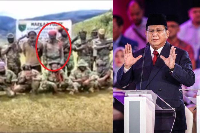 Ancam bantai para pekerja Freeport tanpa terkecuali, pimpinan KKB Papua sebut nama Prabowo.