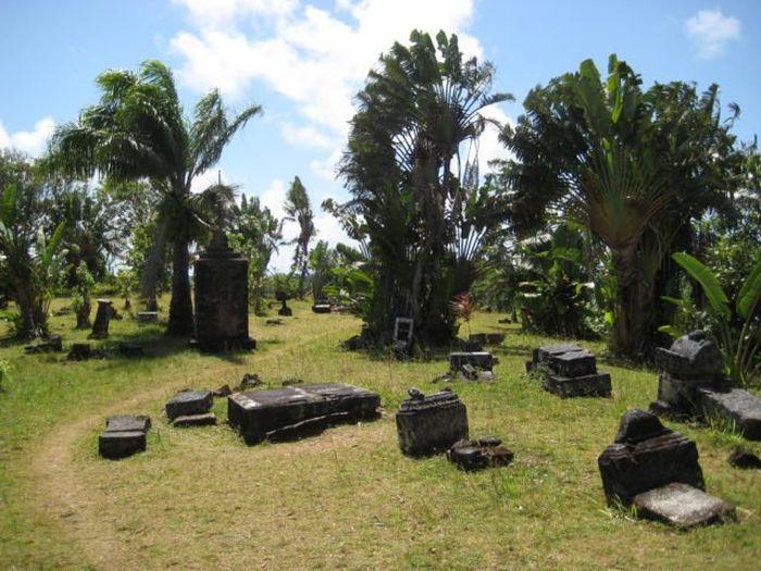 Kuburan <a href='https://bangka.tribunnews.com/tag/bajak-laut' title='BajakLaut'>BajakLaut</a> <a href='https://bangka.tribunnews.com/tag/madagaskar' title='Madagaskar'>Madagaskar</a>