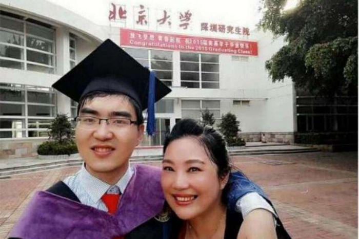 Zou Hongyan dan Ding Ding