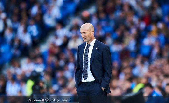 Pelatih Real Madrid, Zinedine Zidane, dikabarkan ingin mendatangkan Pogba