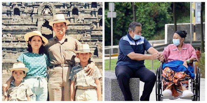 Tepati Janjinya 42 Tahun Silam, SBY Setia Temani Sang Istri Berjuang Melawan Kanker Hingga Akhir