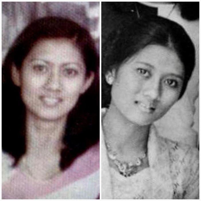 Ani Yudhoyono remaja.