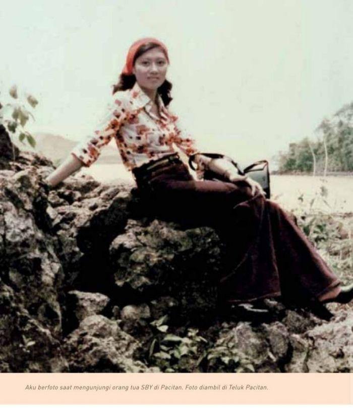 Foto lawas Ani Yudhoyono
