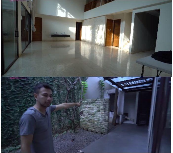Ruang Serbaguna di rumah baru Raffi Ahmad