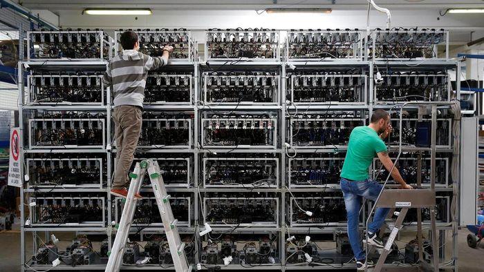 il mercato bitcoin è 24 ore