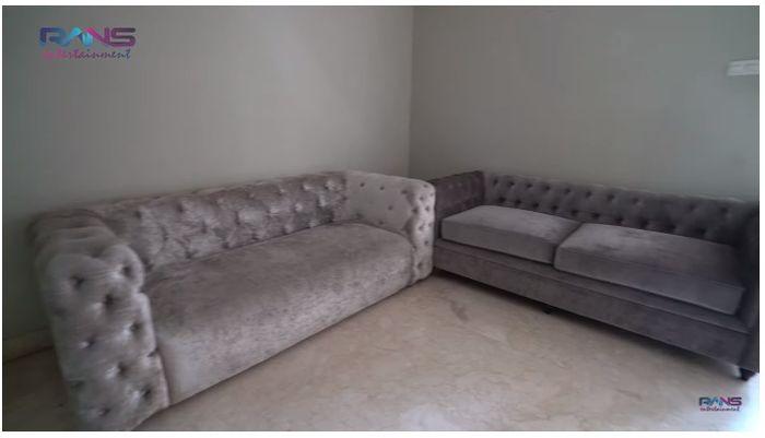 Ruang Tamu di Rumah Raffi Ahmad